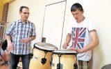 Musik verbindet sogar ganze Schulen